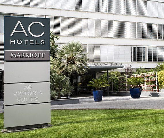 AC-Victoria-Suites Hoteles en Barcelona